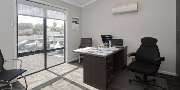 Benefits of natural light in the workplace