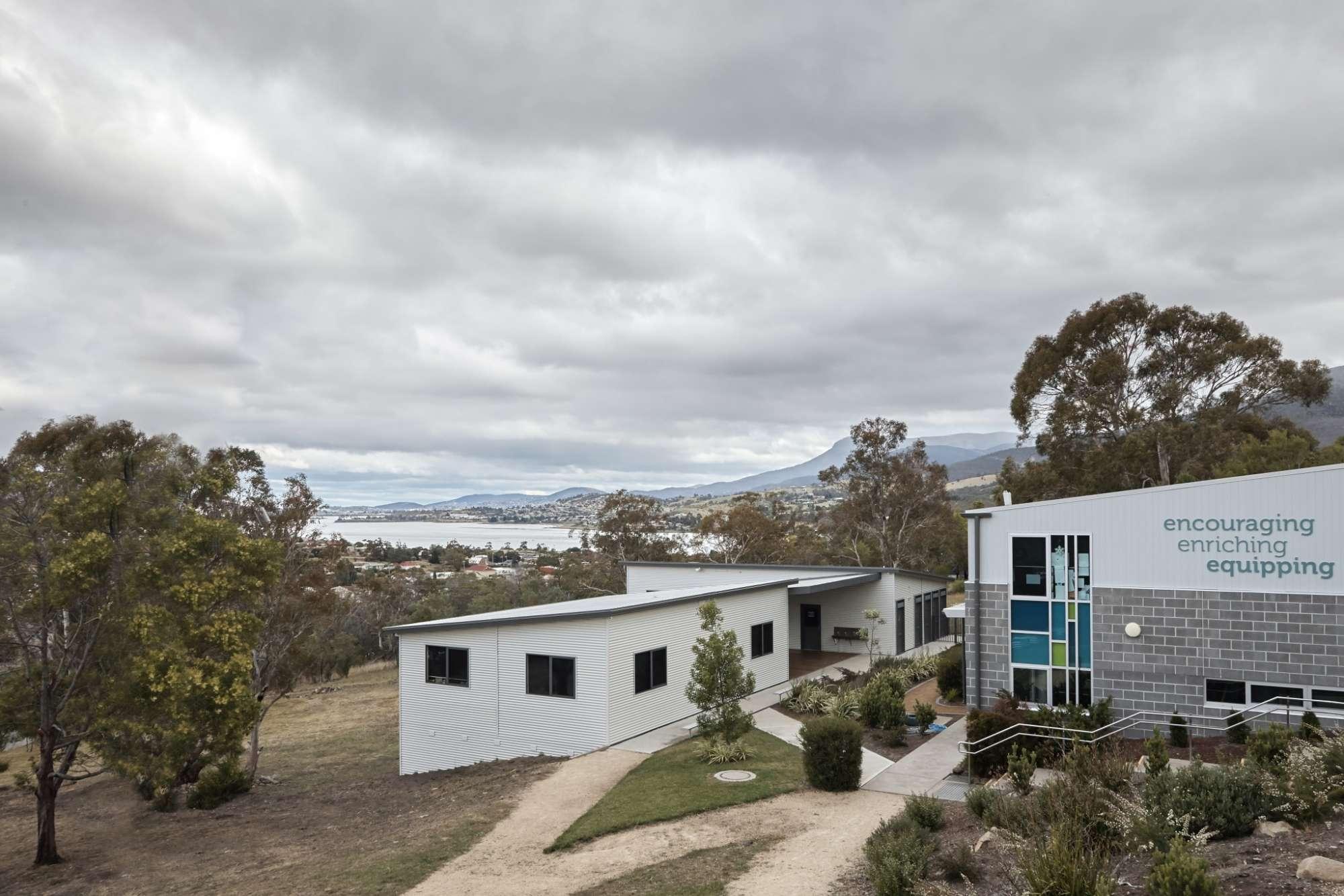 Views from modular school