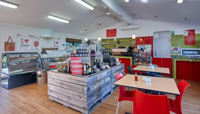 Hillwood Berry Farm Shop and Café