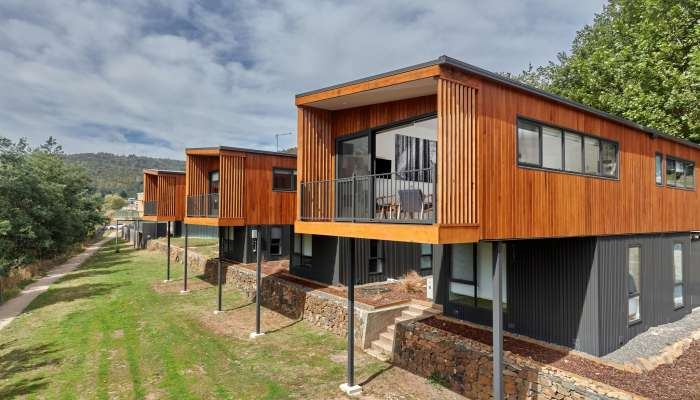 Stunning Double Storey Architectural Accommodation
