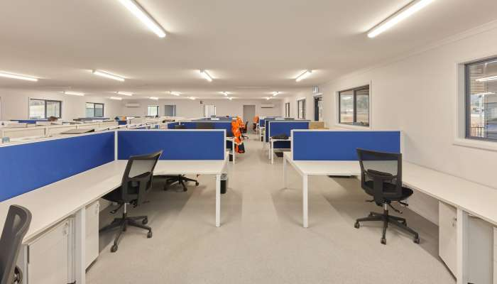 Site Offices & Amenities For TasWater