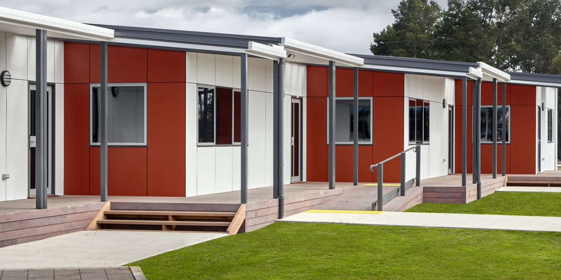 Prebuilt classrooms Launceston