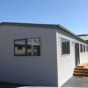 Modular office building in Ulverstone