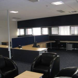 modern office design Tasmania