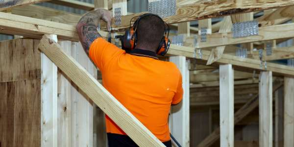 Why Tasbuilt chooses timber framing for our modular buildings